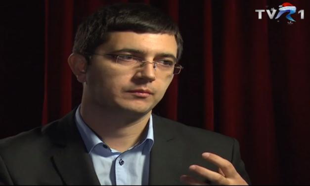 Ilarion Ţiu, invitat al emisiunii După Cortina de Fier (TVR 1) din 3 ianuarie 2015