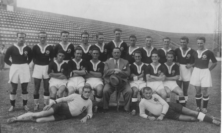 110 ani de fotbal românesc. Loisir, pasiune, fenomen: 1907-2017
